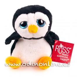 """Pingüino """"Snowstorm"""" pequeño"""