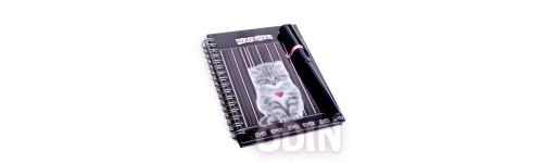 Cuadernos, libretas y agendas